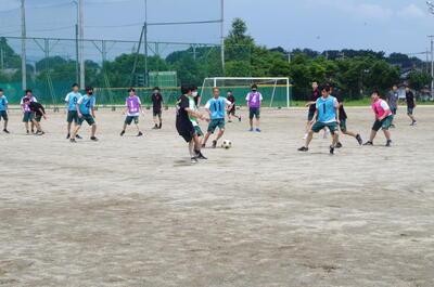 球技大会(サッカー)